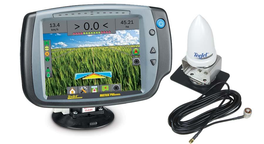 System nawigacji GPS TeeJet Matrix 840GS.