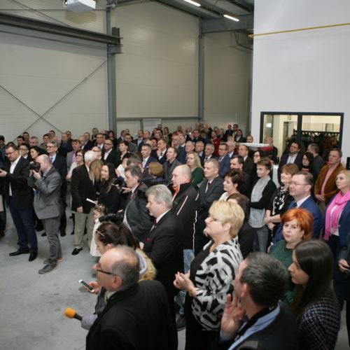 Na uroczystość otwarcia zaproszeni zostali przedstawiciele władz państwowych, powiatowych i miejskich. Przybyli dealerzy marki Bury i dziennikarze reprezentujący prasę rolniczą i lokalną.